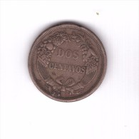 Peru' 1861 - Dos Centavos (Id-534) - Perú