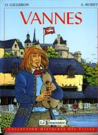 VANNES BD Histoire De Vannes - Autres Auteurs