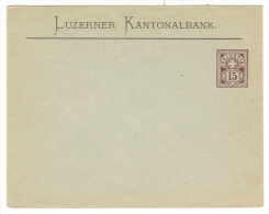 Suisse /Schweiz/Svizzera/Switzerland/Entiers Postaux /  Entiers Postal Privé Neuf - Enteros Postales