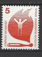 BERLIN - Mi-Nr. 402 Freimarken Unfallverhütung Postfrisch - Berlin (West)