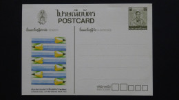 Thailand - 1983 - Internatioal Writting Week - Postal Stationary - MNH - Look Scan - Thailand
