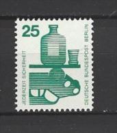 BERLIN - Mi-Nr. 405 Freimarken Unfallverhütung Postfrisch - Berlin (West)