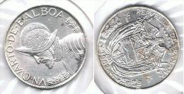 PANAMA CUARTO DE BALBOA 1962 PLATA SILVER G1 - Panamá