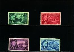 UNITED STATES/USA - 1945  F.D. ROOSEVELT  SET  MINT NH - Stati Uniti