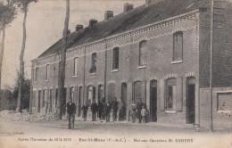 62 - BAC SAINT MAUR / MAISONS OUVRIERES M. BARBRY - France