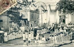 SENEGAL - GOREE - Eglise Et Procession, Cette Procession Est Légendaire - Sénégal