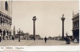Veneto-venezia-venezia Piazzetta N.p.g. - Venezia