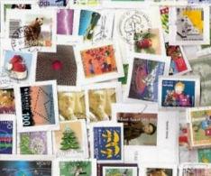 Switzerland KILOWARE MissionBag 250g (8½oz) Modern Stamps Mixture      [vrac Kilowaar Kilovara] - Mezclas (max 999 Sellos)