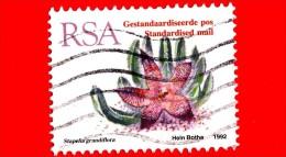RSA - SUD AFRICA - 1992 (1993-04-01) - Cactus - Stapelia Grandiflora - Usati