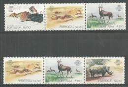 Portugal Neufs Sans Charniére, MINT NEVER HINGED, CENTENARY OF LISBON ZOO - 1910-... République