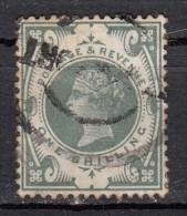 Cinquantenaire Du Régne De Victoria  YT N°103 1s Vert - 1840-1901 (Regina Victoria)