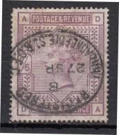 Victoria N°86  2/6 Violet - Used Stamps