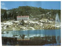 (696) Australia - NSW - Snowy Mountains Sponar's Lakeside Inn - Australia