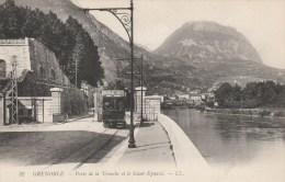 26n - 38 - Grenoble - Isère - Porte De La Tronche Et Le Saint-Eynard - LL. N° 32 - Grenoble