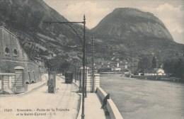 26n - 38 - Grenoble - Isère - Porte De La Tronche Et Le Saint-Eynard - E.R N° 1549 - Grenoble
