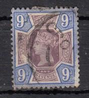 Cinquantenaire Du Régne De Victoria  YT N°101  9d - 1840-1901 (Regina Victoria)