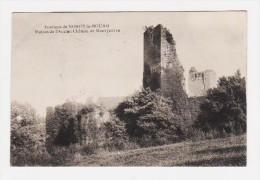 Environs De Noroy-le-Bourg.70.Haute-Saône.Ruines De L'Ancien Château De Montjustin.1912 - France
