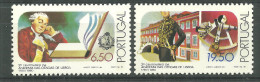 Portugal Neufs Sans Charniére, MINT NEVER HINGED, BICENTENARY OF ACADEMY OF SCIENCES, LISBON - 1910-... República