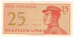 Indonesia 25 Sen 1964 - Indonésie