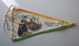 Fanion VOLENDAM (HOLLANDE) - Stoffabzeichen
