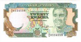 Zambia 20 Kwacha - Zambia