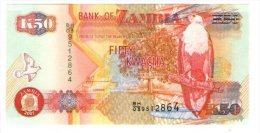 Zambia 50 Kwacha 2007 - Zambia