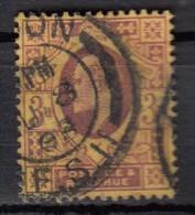 Avénement D'Edouard VII   N°111 3d - Gebraucht