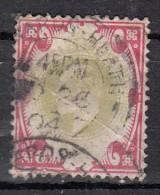Avénement D'Edouard VII   N°117  1shilling - Gebraucht