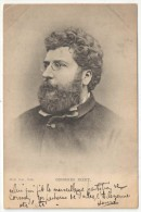 Georges BIZET - Photo Carjat - Music And Musicians
