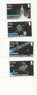 Ascension 2014 EESA Space Mission Set MNH - Ascension