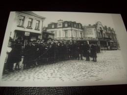 Halluin  Douane Francaise 1939 Rue De Lille Repro De Photo - Autres Communes