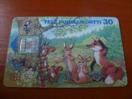 Nice Finland card