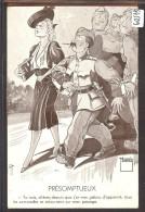 ARMEE SUISSE - HUMOUR - OCCUPATION DES FRONTIERES 1939 - PAR MINOUVIS - TB - Other