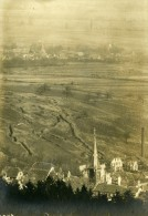 France Metzeral Alsace Destruction WWI Ancienne Photo SPA 1918 - Oorlog, Militair