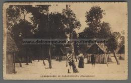 U5144 MADAGASCAR LEBBROSARIO DI FARAFANGANA VG SB FP (tur) - Madagascar