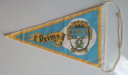 Fanion REIMS (FRANCE) - Patches