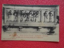 Cremona Il Duomo Frammento Del Sarcofago N. 65 Primi 1900 - Cremona