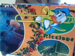 WALT DISNEY PAPERINO A RICCIONE   VB1983  EW1321 - Disneyland