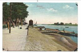 ///  CPA - Afrique - Egypte - KANTARAH - Le Canal   // - El-Arich