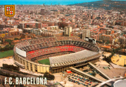 5) AK Stadion Postkarte Estadio Nou Camp FC Barcelona Spanien Spain España Barca Stade Stadio Stadium Postcard Futbol - Calcio