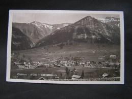 == CH  Chatea D Oex 1935  Foto - VD Waadt