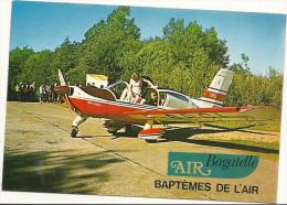 62  BAGATELLE  PARC  D  ATTRACTION     LE  BAPTEME DE  L  AIR - France