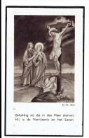 Bidprentje - Karel Bens - Larum Geel 1863 - Geel 1946 - Images Religieuses