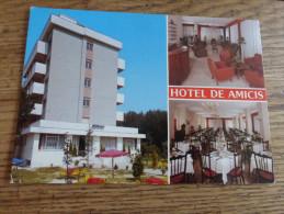@        ITALIE  RICCIONE HOTEL DE AMICIS PROP MONTEBELLI      @ - Rimini