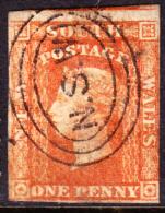 Australia - NSW Scott 23 Used - 1850-1906 New South Wales