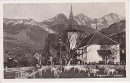 AK Sigriswil - Kirche - Mit Mi.-Nr. 432 - 1944  (16435) - BE Berne