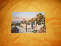 CARTE POSTALE ANCIENNE  CIRCULEE DE 1926. / TAORMINA.- ROCCABELLA / CACHETS + TIMBRES - Altre Città
