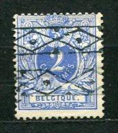 Belgien Nr.24 C         O Used       (269) - 1869-1888 Lion Couché (Liegender Löwe)