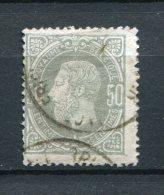 Belgien Nr.32         O Used       (288) - 1869-1883 Leopold II.