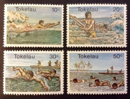 Tokelau   - MNH - 1980  - # 73/76